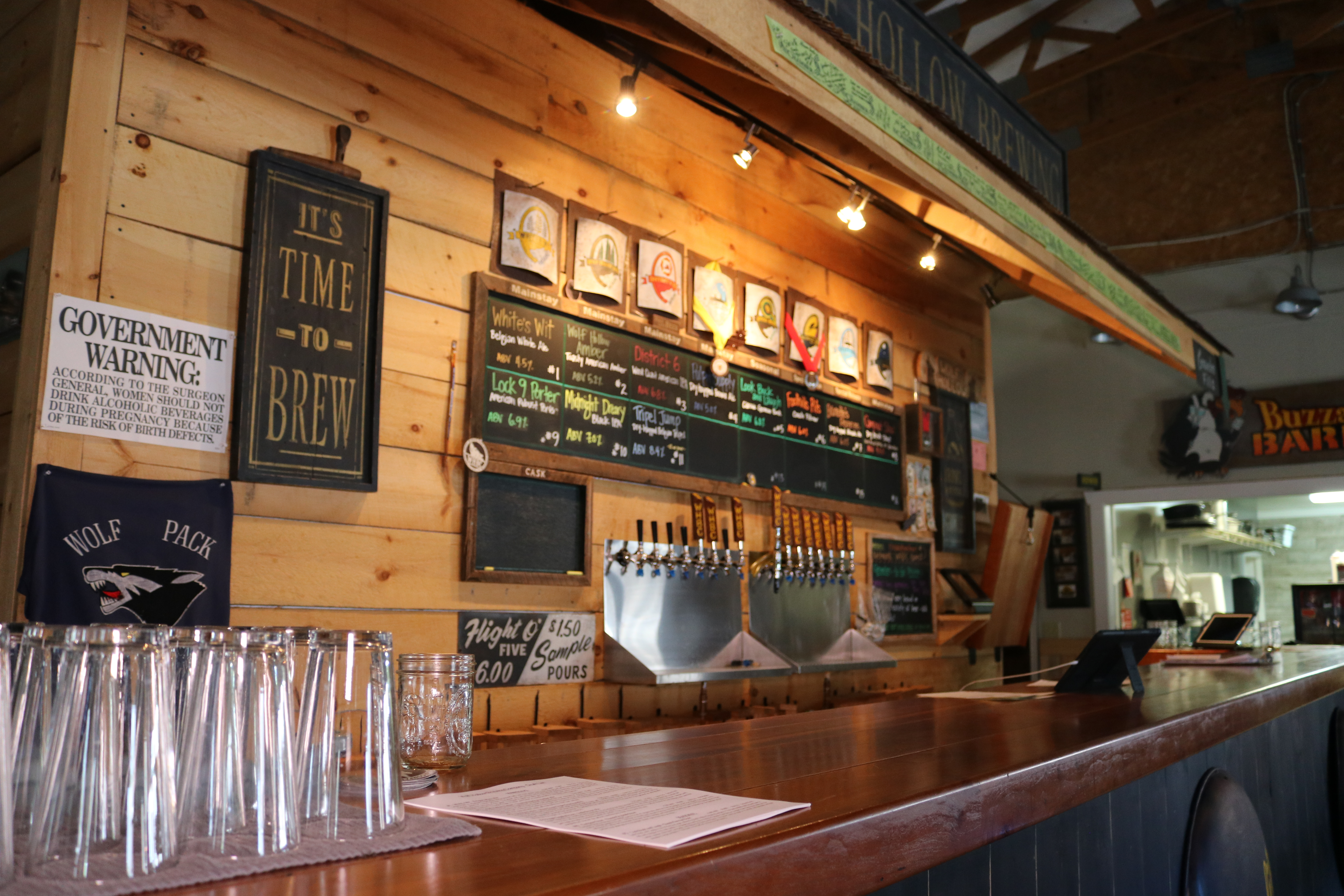 Wolf Hollow Brewery