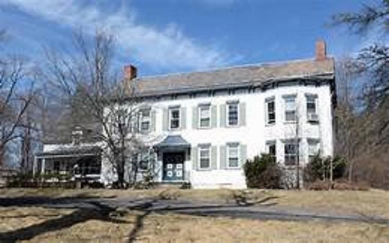 Yates Mansion