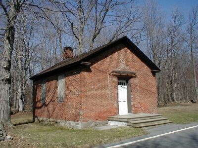 Green Corners Schoolhouse