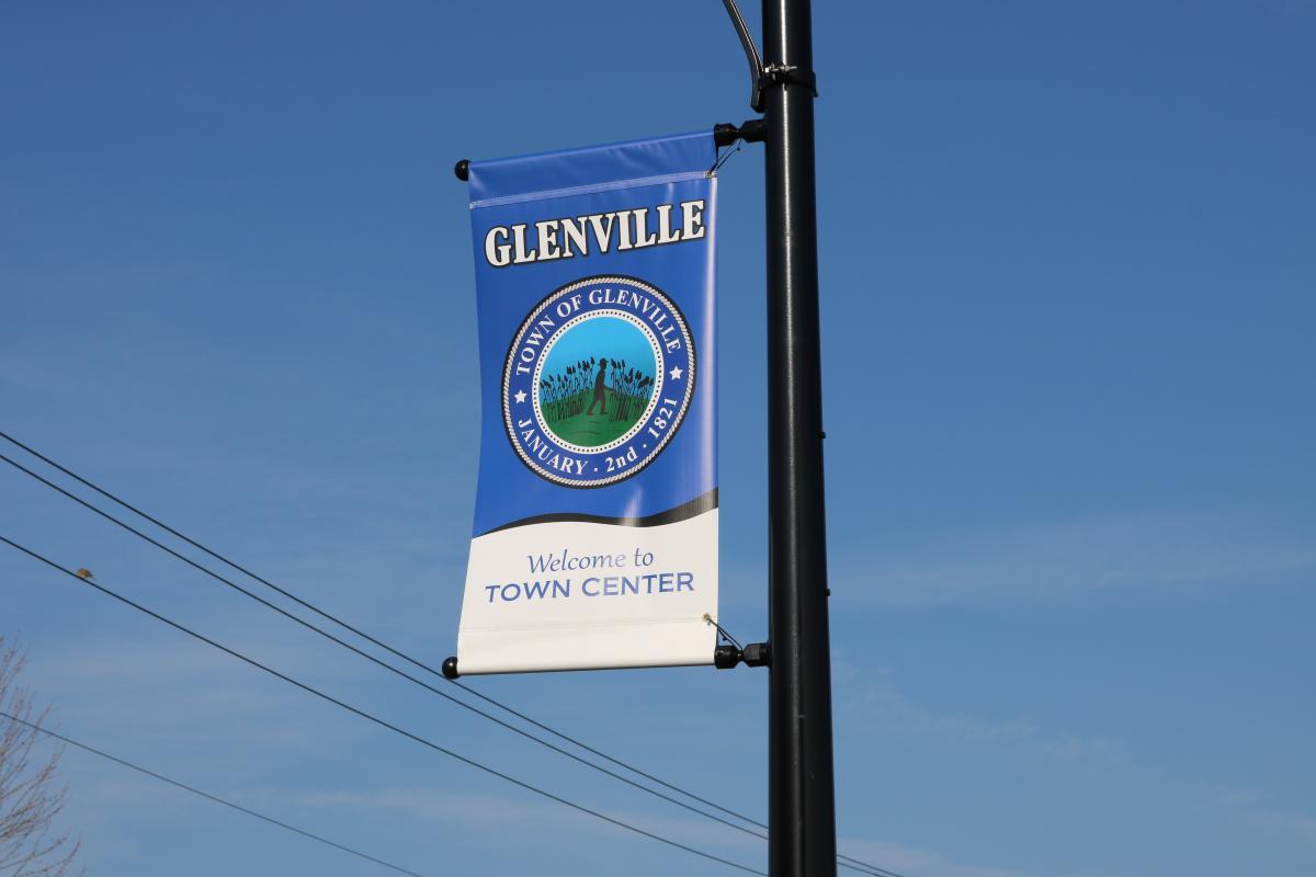 Glenville Banner