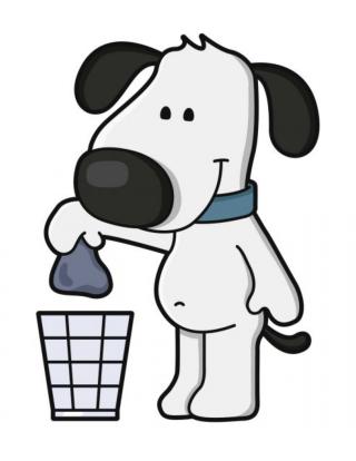 Pick-up pet waste