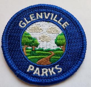 Glenville Parks patch