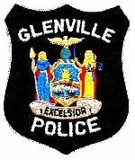 Glenville Police Patch