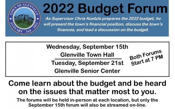 Budget Forum 2022